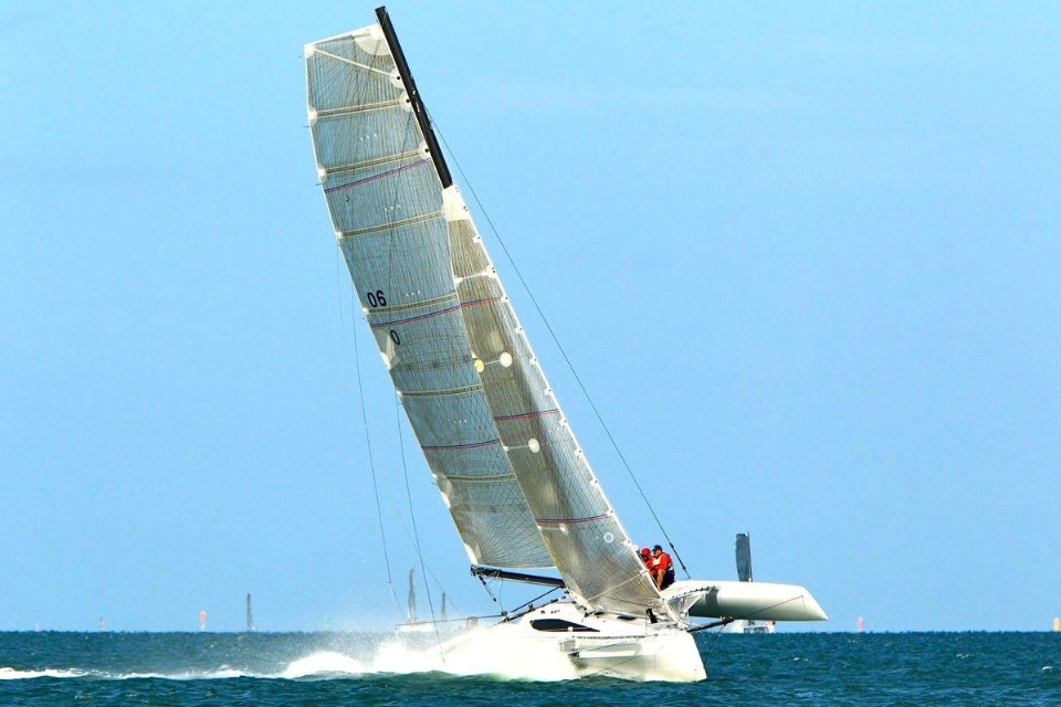Trimaran AIRPLAY 30 OD